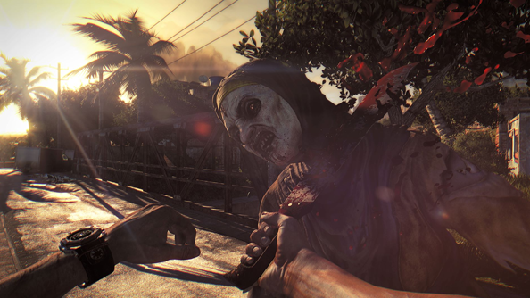 Dying Light teaser shows impending doom in bright sunshine