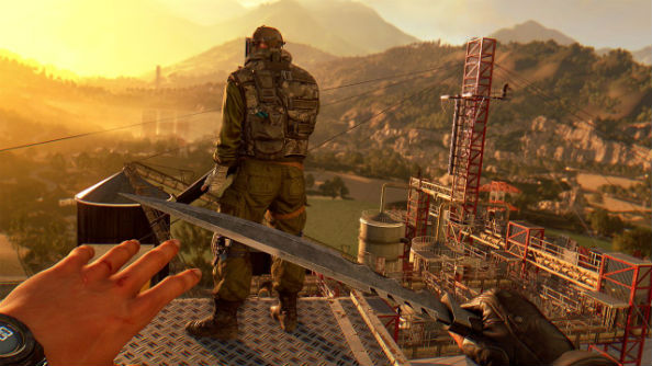 "Dying Light: The Following's first 16 minutes has zombies that are ""more aggressive"" than before and crossbows"