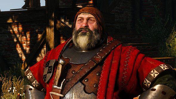 Bloody Baron, Philip Strenger Minecraft Skin
