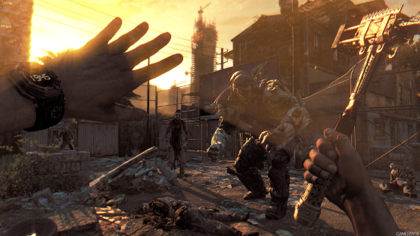 Techland's oiling up Dying Light's joints, delaying it until 2015