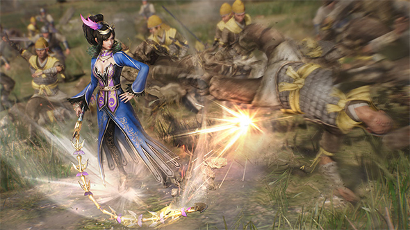 dynasty warriors 9 release date