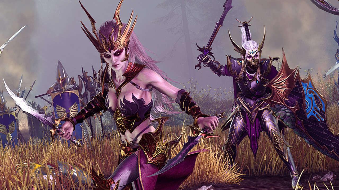 Total War: Warhammer 2 Dark Elves guide: slaves, Black Arks