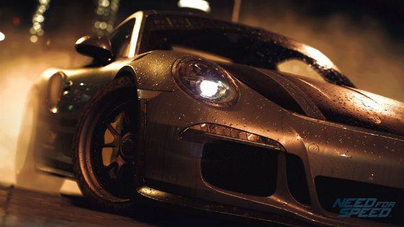 EA Porsche license