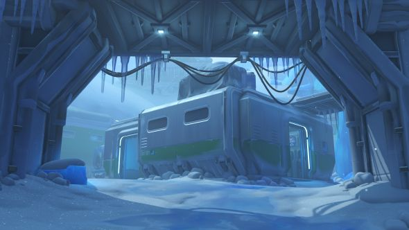 Patch 1.5 new map Ecopoint: Antartica