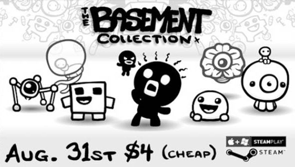 Super Meat Boy Creator Ed Mcmillen Releases The Basement Collection