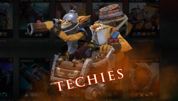 Dota 2 Techies