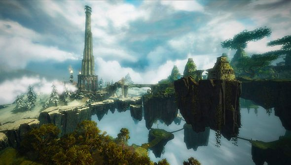 Guild Wars 2 Edge of the Mists World versus World