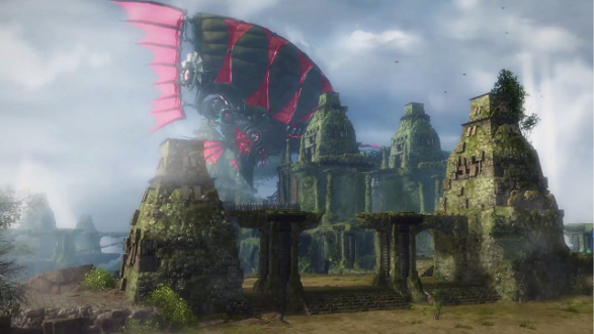 Chase Scarlet to the Edge of the Mists in the next Guild Wars 2 update