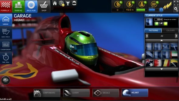 Rev Your Browsers Free To Play F1 Online The Game Is Now Live Pcgamesn