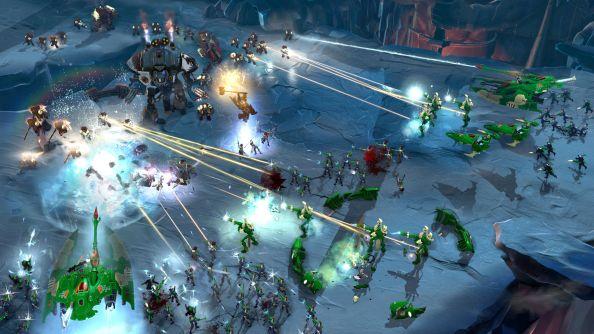 Dawn of War 3 battle
