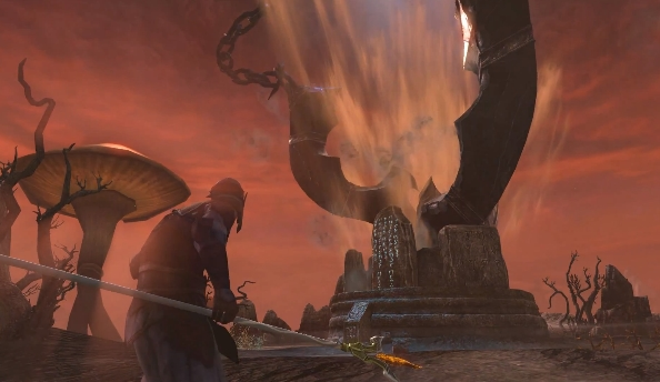 Elder Scrolls Online video takes you to Oblivion for a tour of Coldharbour