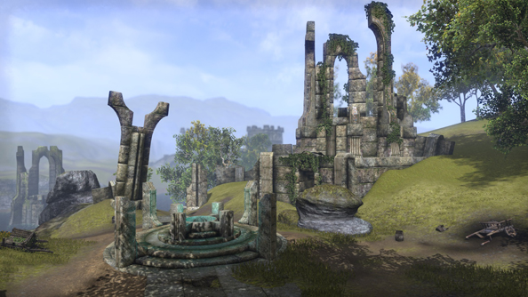 "The Elder Scrolls Online's PvP Cyrodiil ""will look very familiar"" to Oblivion veterans"