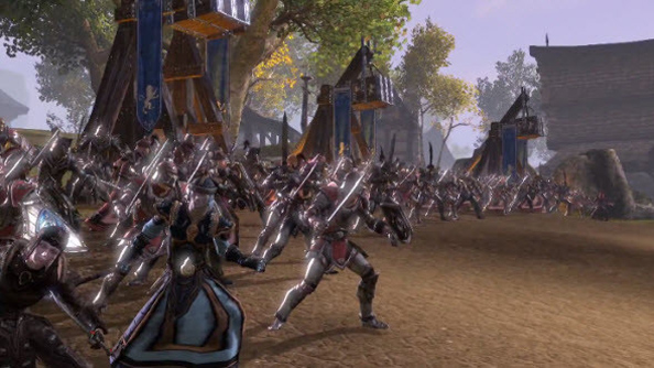 PvP macro abuse upsets Elder Scrolls Online beta players