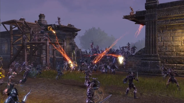 "The Elder Scrolls Online will launch ""lag-free"" promise Bethesda"