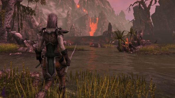 The horizon: the eternal promise of the Elder Scrolls series. But is it worth reaching?