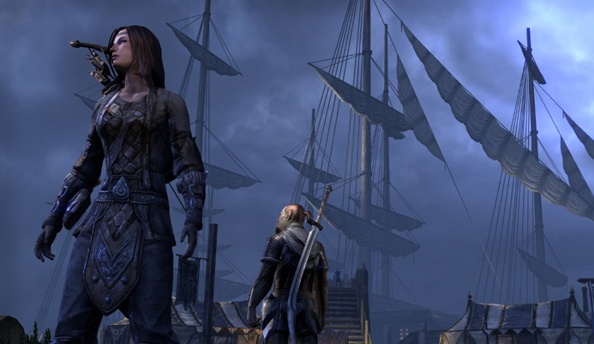 Elder Scrolls Online PC release set for Spring 2014; PS4 and Xbox One versions heralded by new trailer
