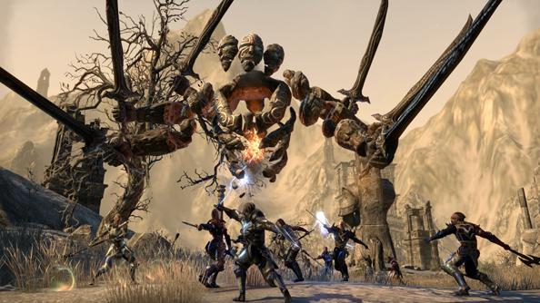 The Elder Scrolls Online: Tamriel Unlimited trailer highlights what's new in the free-to-play relaunch