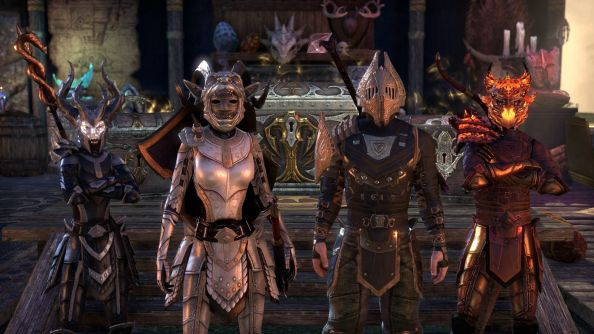 Zenimax explain Undaunted Pledges: The Elder Scrolls Online's latest round of dungeons