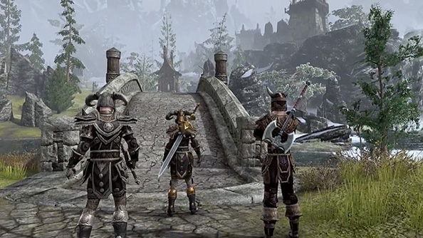 The Elder Scrolls Online: destined for ever fancier gear.