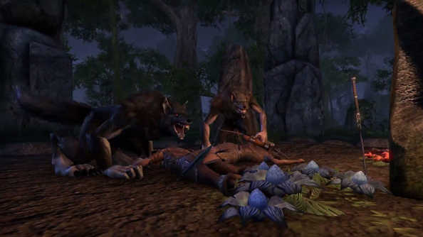 Elder Scrolls Online patch unsticks stuck NPCs, makes a hard knock life harder for werewolves