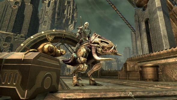 Elder Scrolls Online Clockwork City