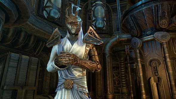 Elder Scrolls Online Clockwork City apostle