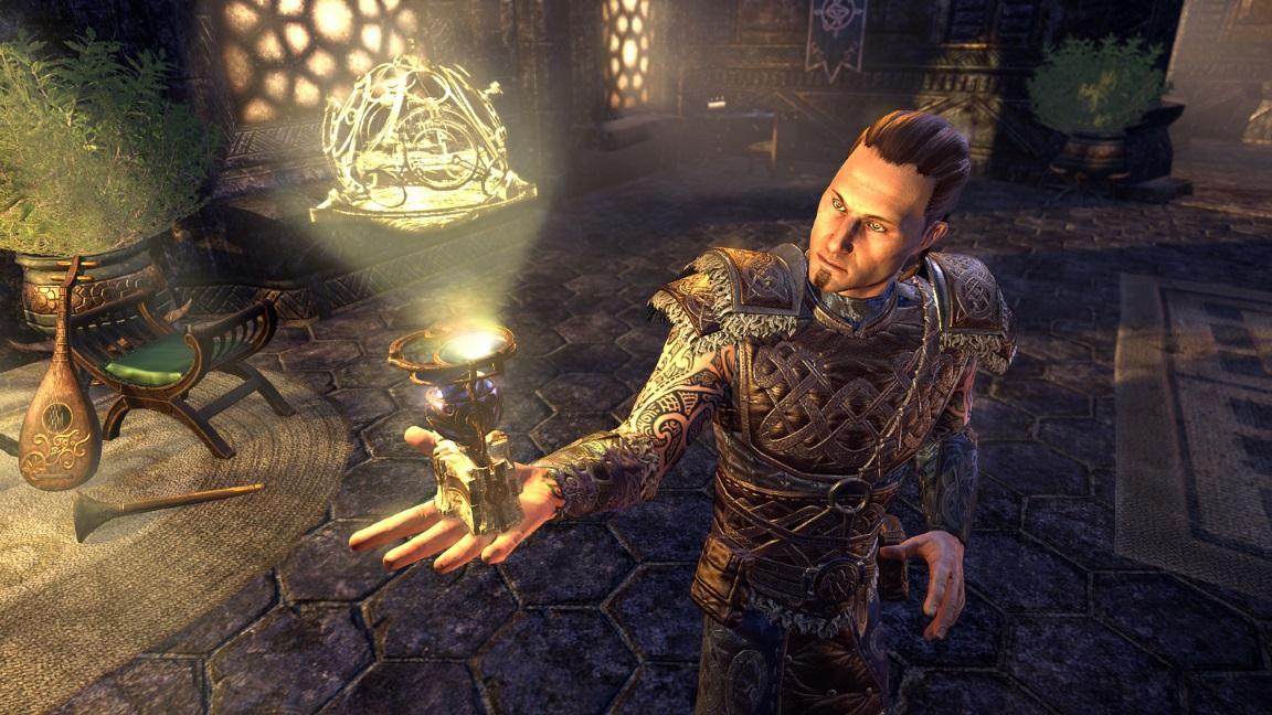 Elder Scrolls Online Clockwork City DLC