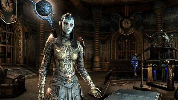 Elder Scrolls Online Clockwork City Provost