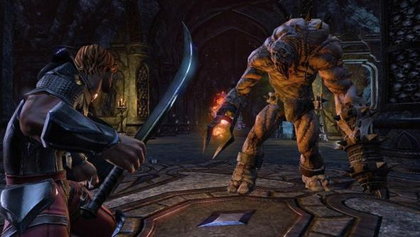 Early word on dungeons is not good for The Elder Scrolls Online. Linearity and confusion abound.