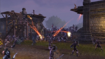 The Elder Scrolls Online PvP is set in Cyrodiil.