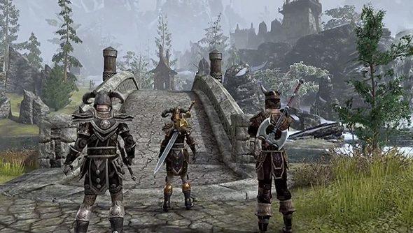 The Elder Scrolls Online: destined for ever fancier gear.