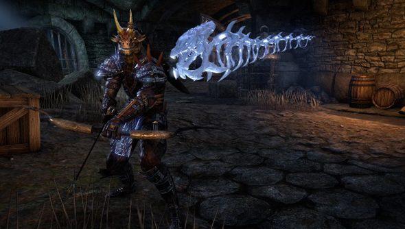The Elder Scrolls Online: gotta have wraith.