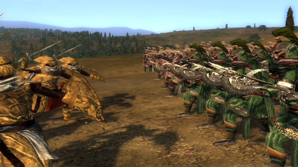 Elder Scrolls Total War mod