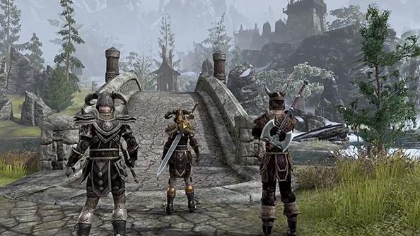Elder Scrolls Online progression