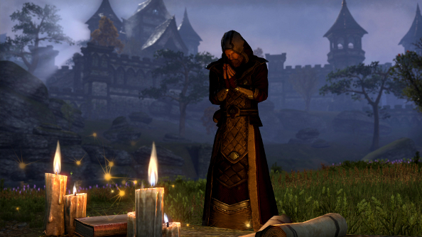 This weekend's Elder Scrolls Online beta event unveils the Imperial race