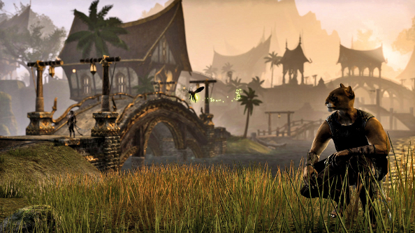 The Elder Scrolls Online has no auction house so a fansite made one