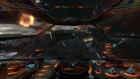 elite dangerous cockpit hd wallpaper - photo #1