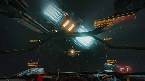 Elite: Dangerous beta price halves as its playable area expands
