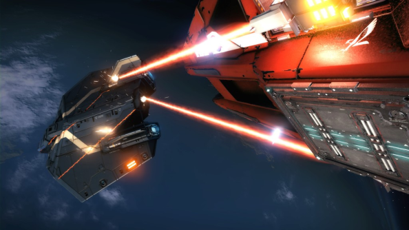 Elite: Dangerous Ghost Ships