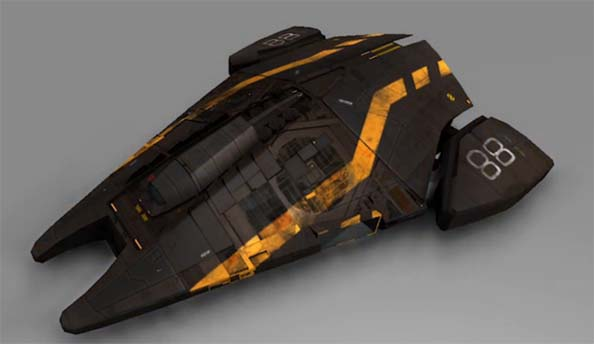 Elite: Dangerous teaser makes game appear awesome and forces cynicism aside