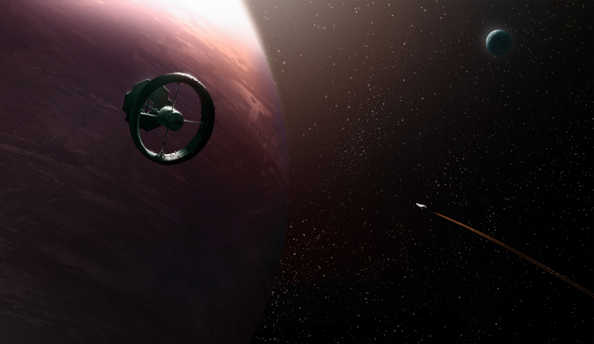 "Elite: Dangerous will get ""new elements, new missions"" post-release; the game is ""not static"", says Braben"