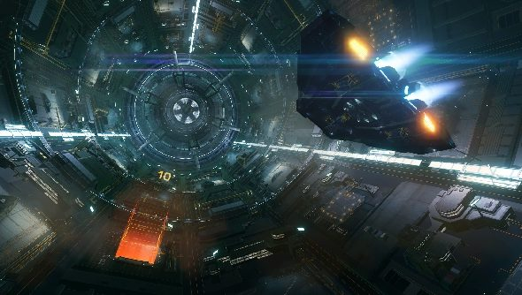 Elite Dangerous The Life Of A Space Billionaire Pcgamesn