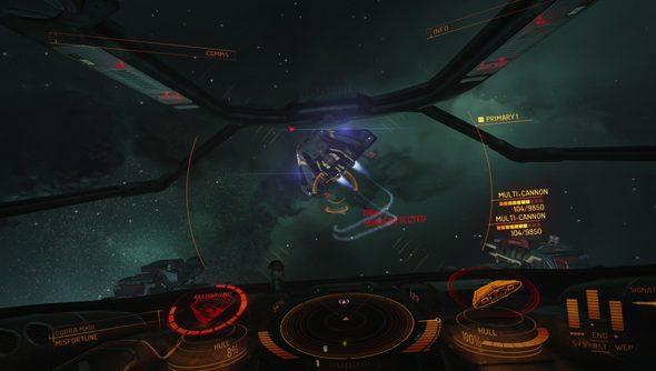 The Elite: Dangerous alpha already has Oculus Rift support.