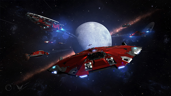 Elite Dangerous squadrons