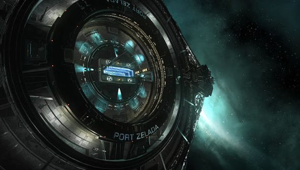 Docking was implemented in a milestone update during the Elite: Dangerous alpha.