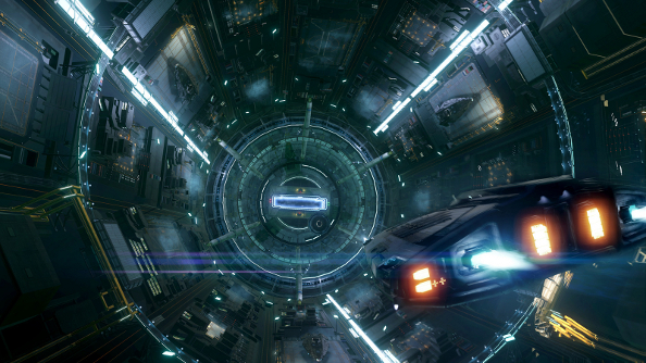 Elite Dangerous premium beta 2 adds big ships and bigger stations