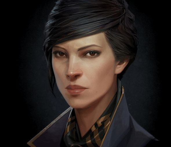 Dishonored 2 concept art Emily