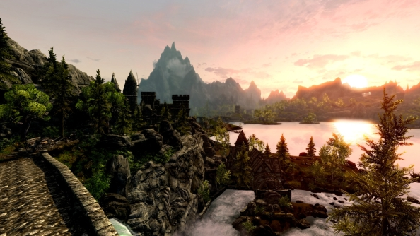 Enderal: The Shard of Order - a new Skyrim total conversion