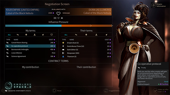 endless space 2 galactic statecraft free weekend