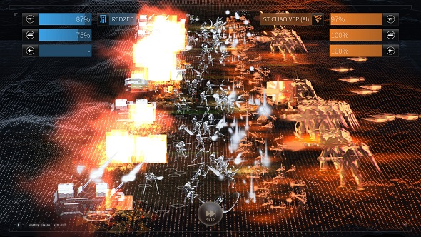 Endless Space ground battle